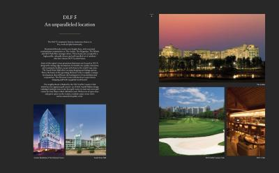 DLF The Crest Brochure 3