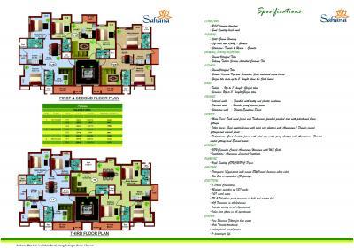 Kaaviya Sahana Brochure 2