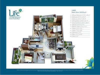 Gayatri Infra Life Brochure 15