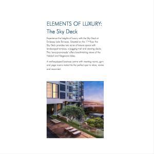 Embassy Lake Terraces Brochure 15