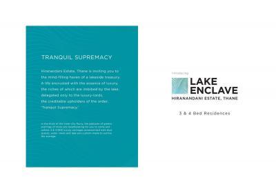Lake Enclave Brochure 4