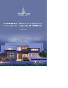 Mounthuge Developers Onyx Brochure 1