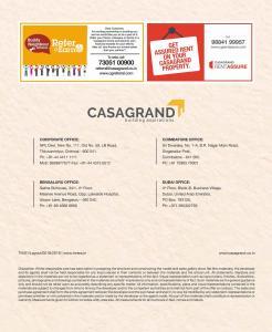 Casagrand Bloom Phase II Brochure 16