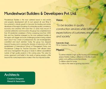 Mundeshwari Terrace Gardenia Brochure 22