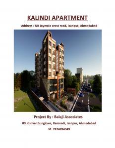 Balaji Jai Kalindi Apartment Brochure 1