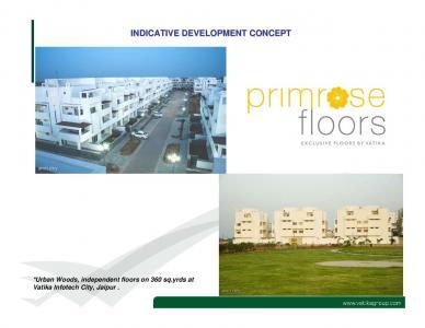 Vatika Primrose Floors Brochure 2