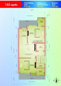 Amolik Residency Apartment Brochure 2