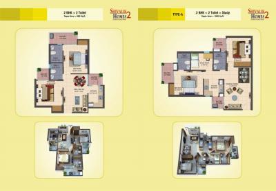 Cosmos Shivalik Homes 2 Brochure 8