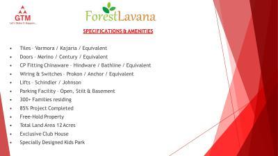 GTM Forest Lavana Brochure 14