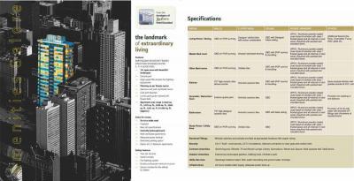 K M Residency Brochure 10