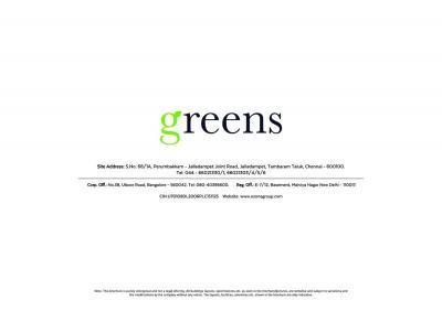 Ozone Greens Brochure 13