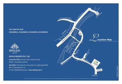 Idyllic Resorts Panchkula Eco City Brochure 7