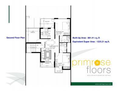 Vatika Primrose Floors Brochure 11