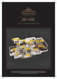 Puravankara Coronation Square Apartment Brochure 17