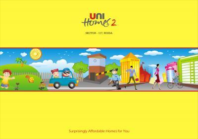 Unitech Unihomes 2 Brochure 1