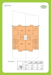 Siddha Suburbia Bungalow Brochure 22