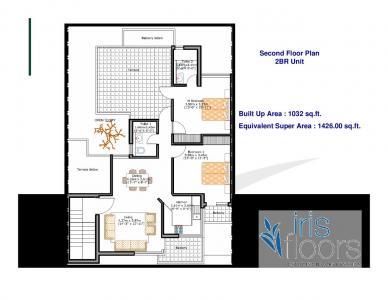 Vatika Iris Floors Brochure 10