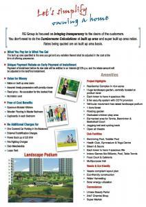 RG Luxury Homes Brochure 2