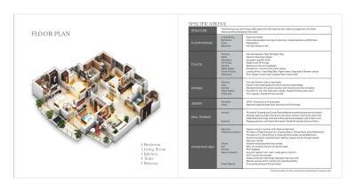 Ansal API Havana Heights Brochure 14