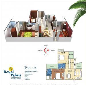 Sarvottam KSN Royal Palms Brochure 7