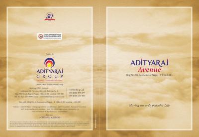 Adityaraj Avenue Brochure 1