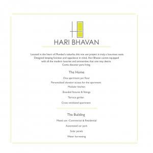 S Raheja Hari Bhavan Brochure 3