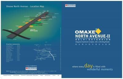 Omaxe North Avenue II Brochure 1