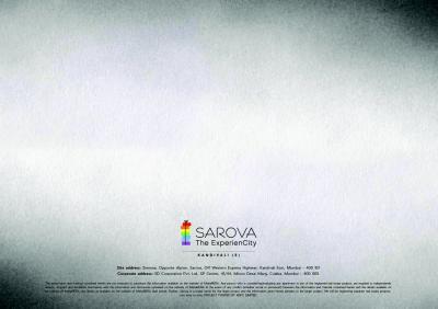 Shapoorji Pallonji Sarova Brochure 25