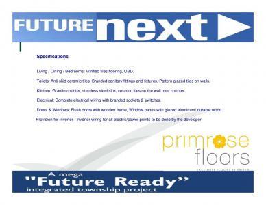 Vatika Primrose Floors Brochure 12