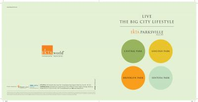 Ekta Parksville Phase II Brochure 1