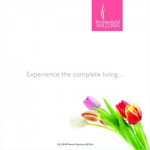 Nirman Brookefield Willows A2 Brochure 1