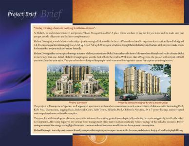 Ekdant Dronagiri Vasundhara Brochure 3