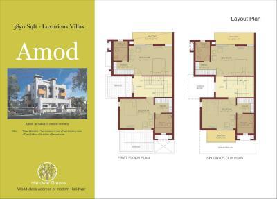 Hero Haridwar Greens Apartments Brochure 38