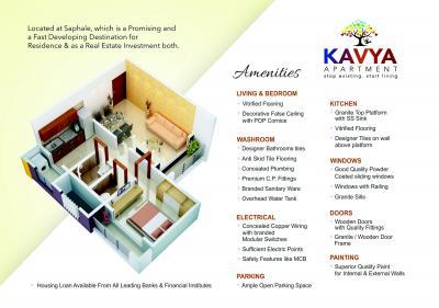Kavya Apartment Brochure 3