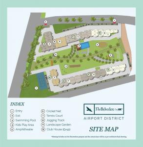 UKN The Belvedere By UKN Airport District Phase 1 Brochure 5