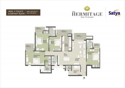 Satya Group The Hermitage Brochure 11