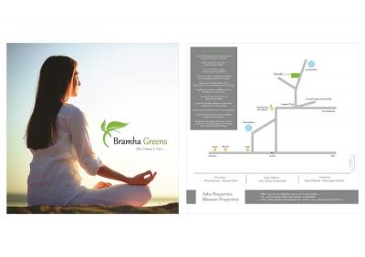 Asha Bramha Greens Brochure 1
