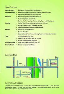 Ajnara Homes Brochure 6