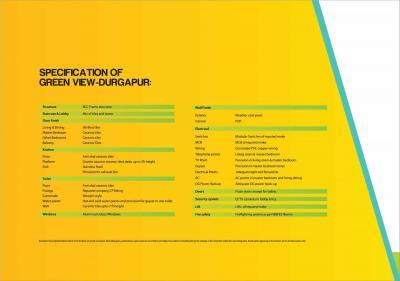 Shrachi Greenview Brochure 15