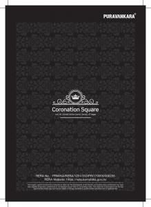 Puravankara Coronation Square Apartment Brochure 1