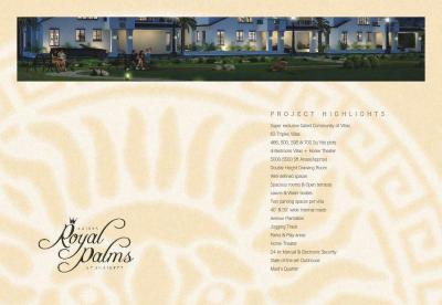 Sri Aditya Royal Palms Brochure 12