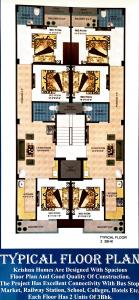 Krishna Homes Brochure 3