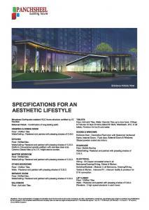Panchsheel Greens 2 Brochure 14