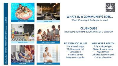 Emaar Palm Heights Brochure 5