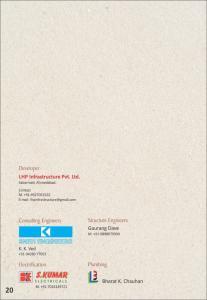 LHP Tanishk Enclave Brochure 14