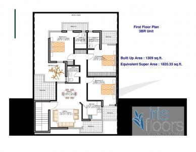 Vatika Iris Floors Brochure 9