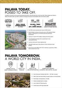 Lodha Palava Golden Tomorrow Brochure 2