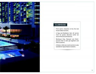 Aliens Space Station Brochure 75