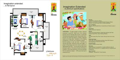 Gulshan GC Centrum Brochure 3