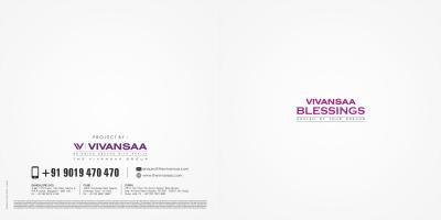 Vivansaa Blessings Brochure 1